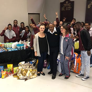 covenant-college-christian-walk-donations-charity-drives
