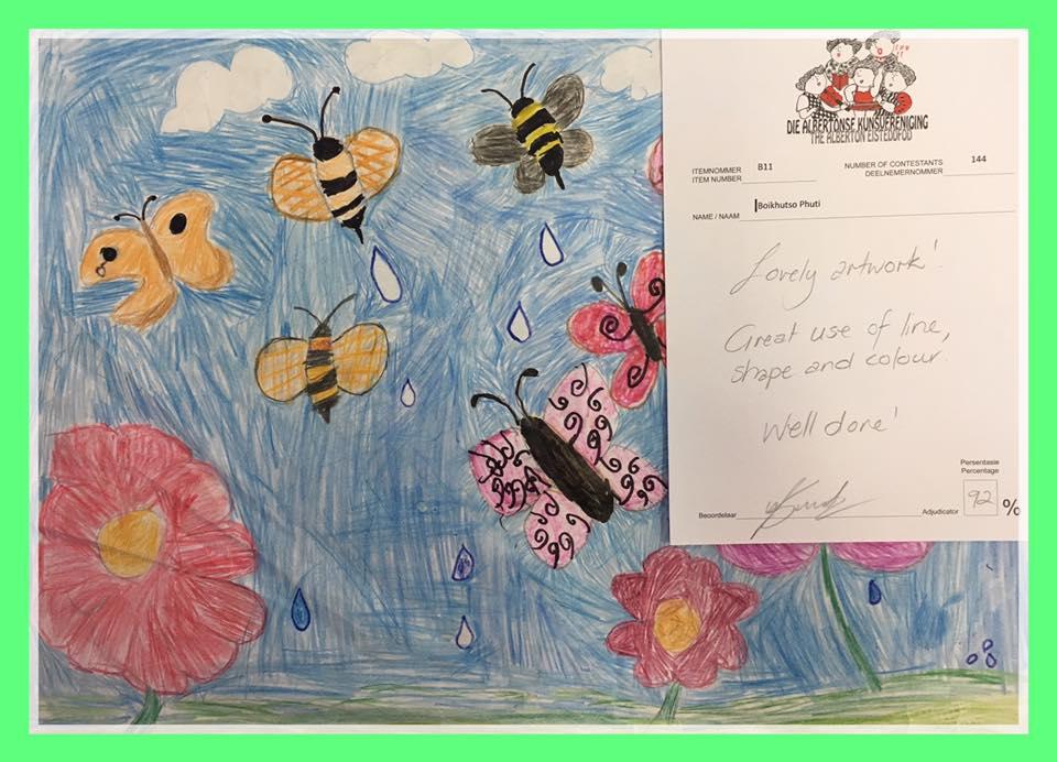 Artwork - Butterflies