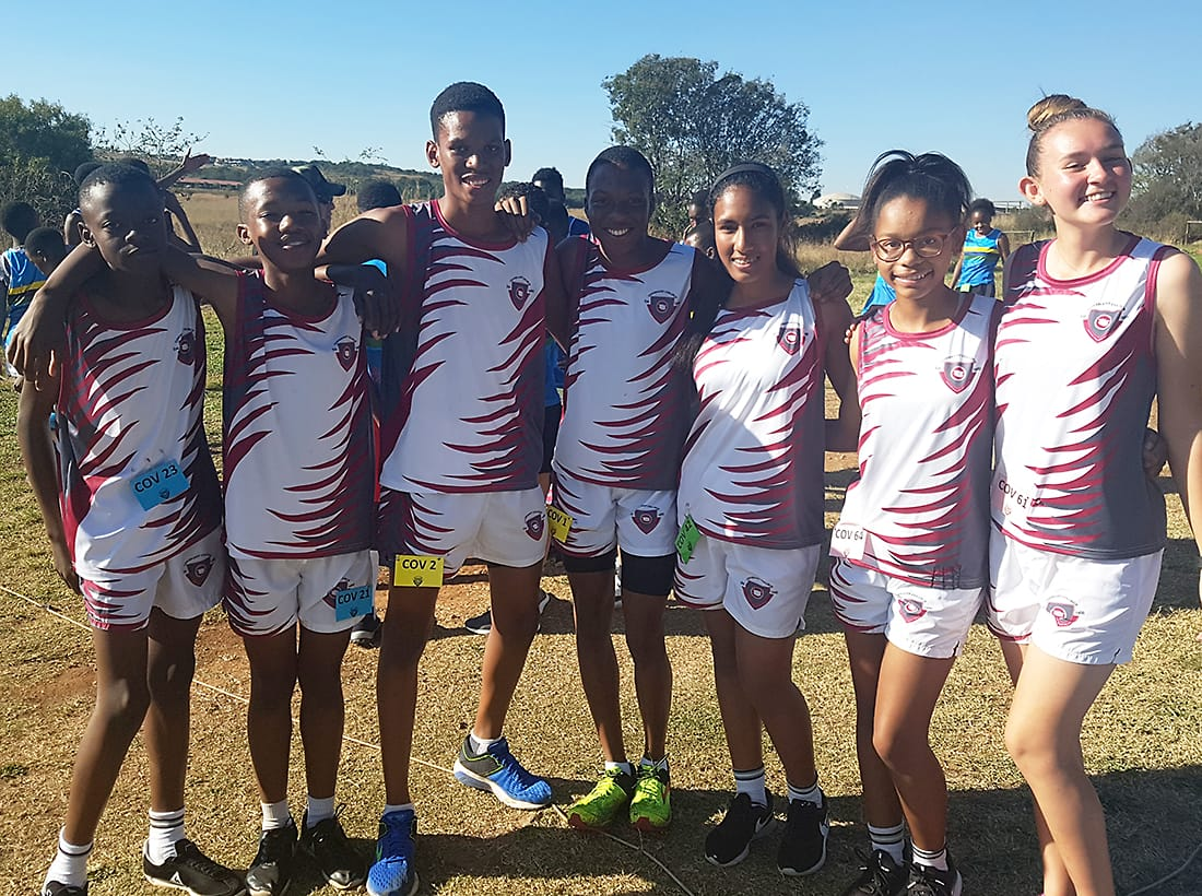 High School Athletics Team
