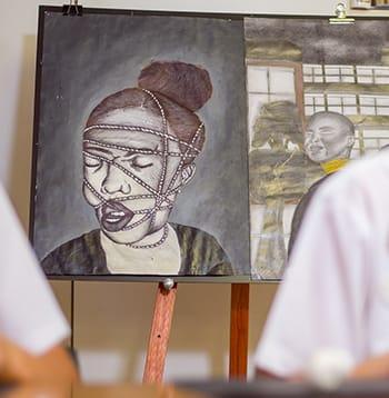 Covenant College student artwork