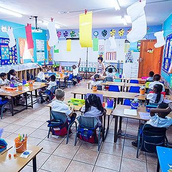 Primary School Academics Classroom