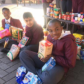 Charity Food Outreach Collections