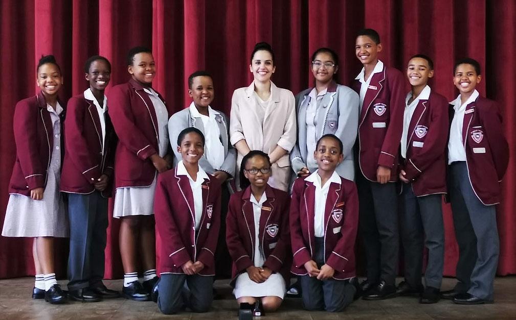 Covenant College Primary School Prefects 2020